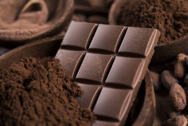 Cioccolato di tipo fondente