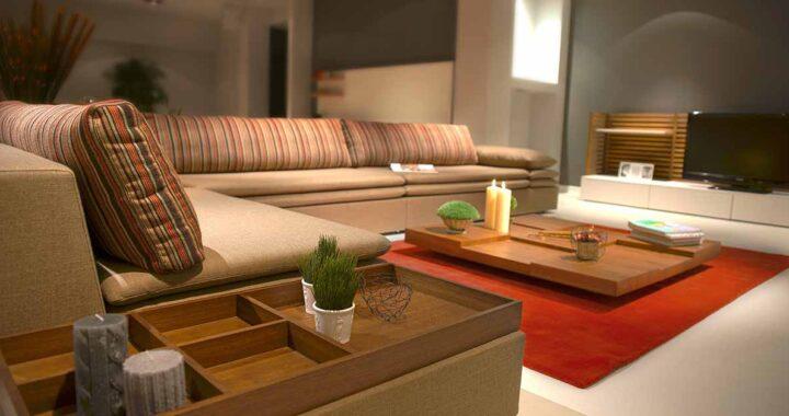 Pareti bicolore per la casa: un tocco di colore semplice ma d'effetto
