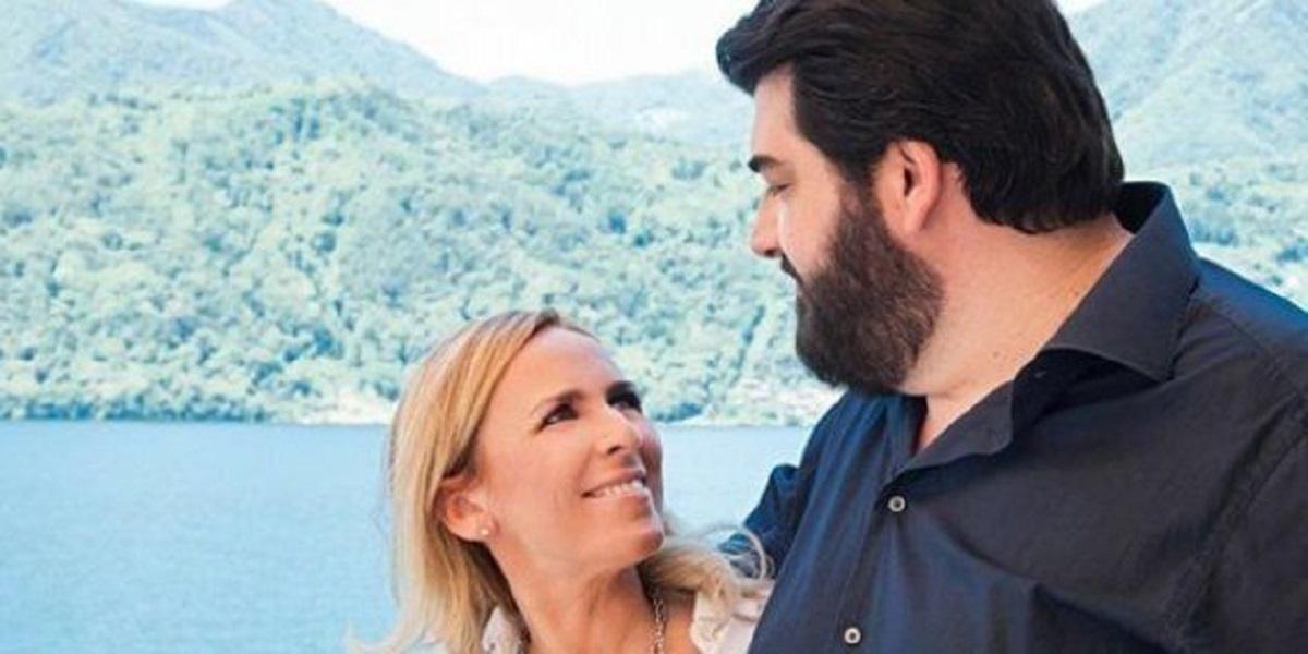 Antonino Cannavacciuolo e Cinzia Primatesta