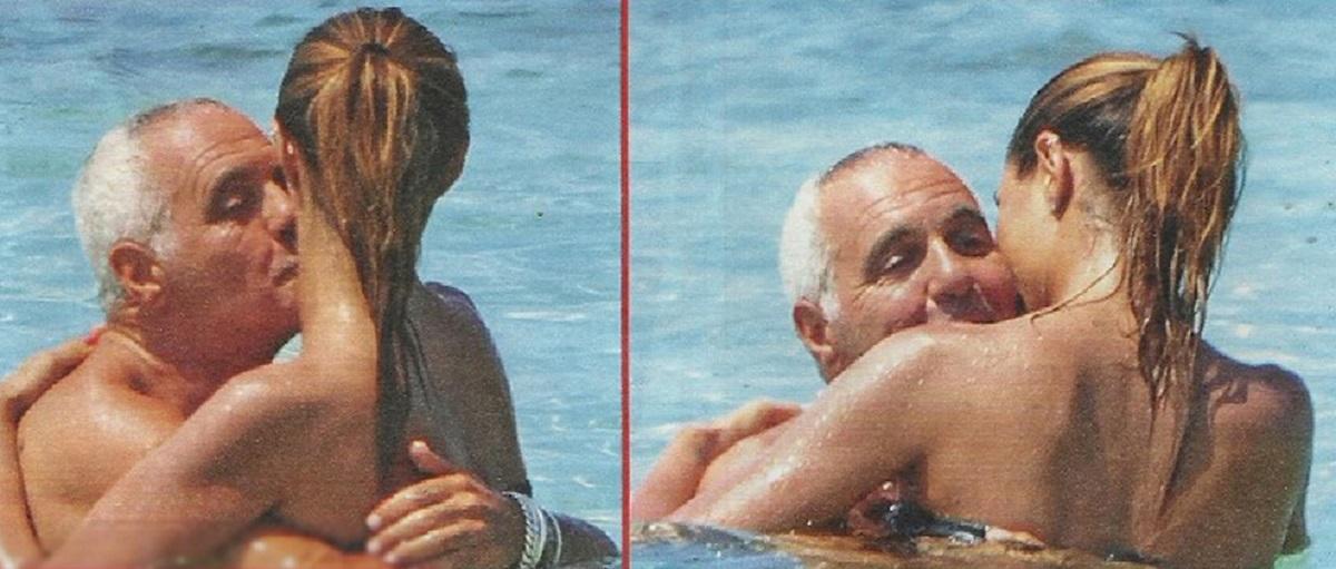 Claudia Maria Capellini e il fidanzato