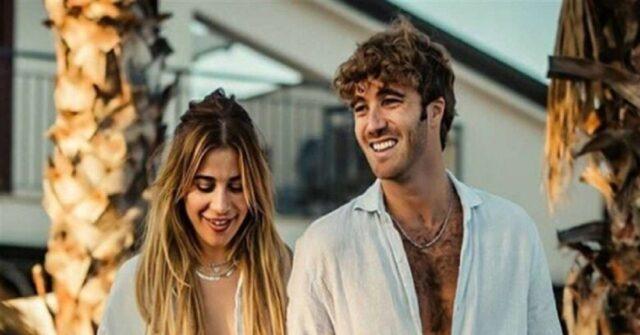 Clizia Incorvaia e Paolo Ciavarro no a Temptation Island Vip