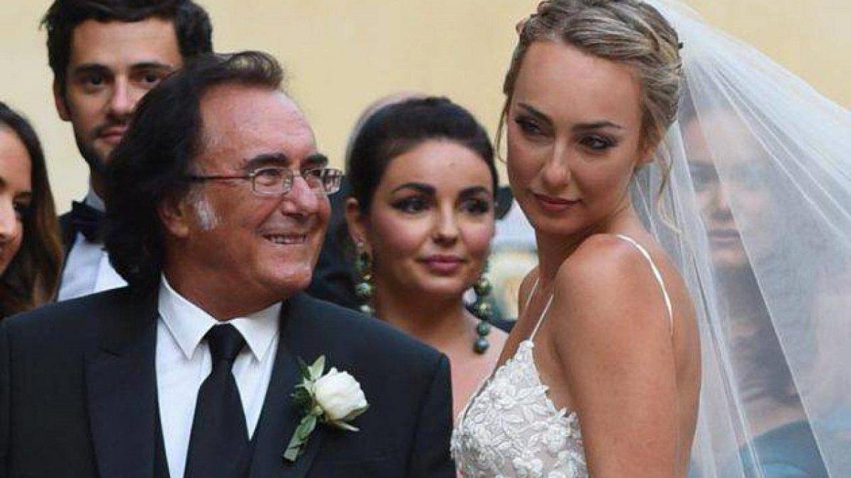 Cristel Carrisi e il padre