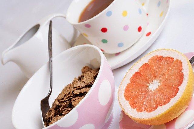 Pompelmo a colazione