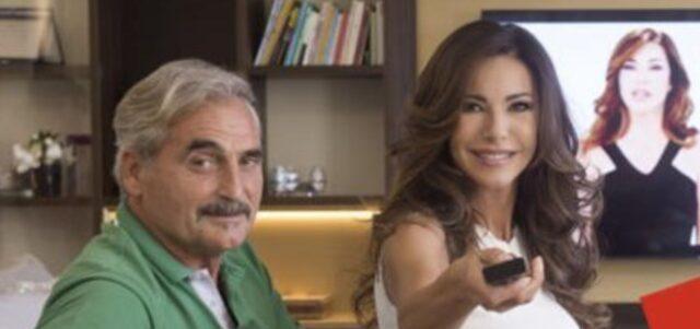 Giuseppe Oricci e la Folliero foto