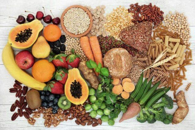 Dieta ricca di fibre
