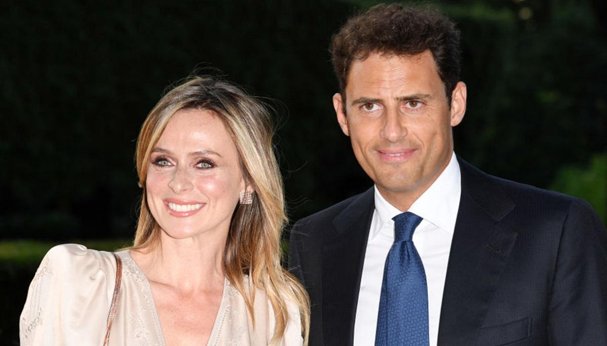 Enrico Griselli e Serena Autieri