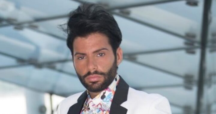 comunicato stampa Federico Fashion Style