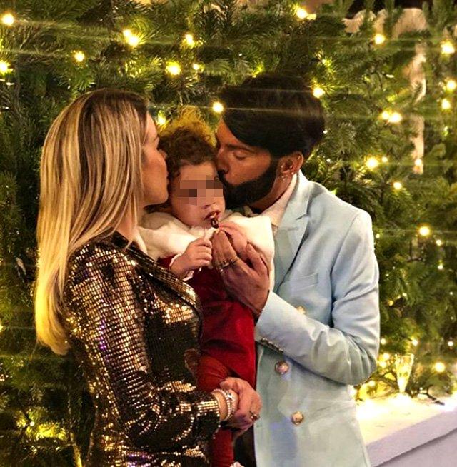 Federico Fashion Style e la famiglia