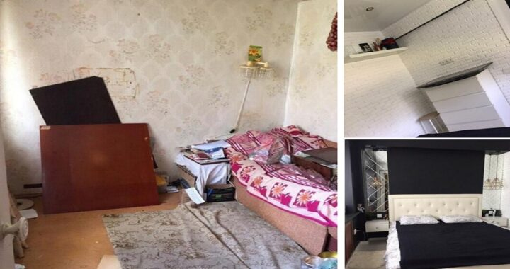 Figli riparano la casa dei genitori mentre sono in vacanza