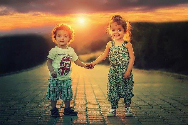 Frasi sull'amicizia per bambini