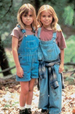 piccole gemelle Olsen