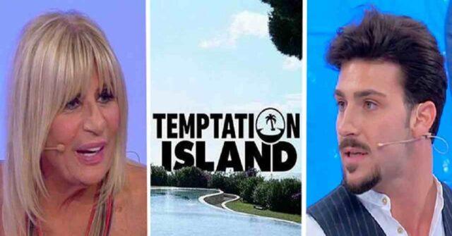 Gemma Galgani e Nicola Vivarelli a Temptation Island Vip?
