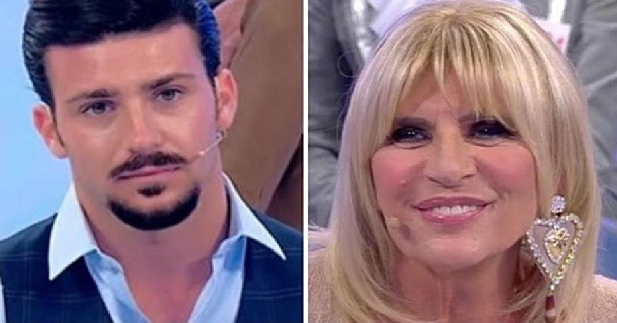 Gemma Galgani e Nicola Vivarelli il primo bacio scatta in Taxi