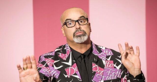 Giovanni Ciacci denuncia le offese omofobe ricevute
