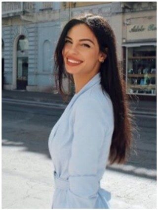Giulia Belmonte sorriso