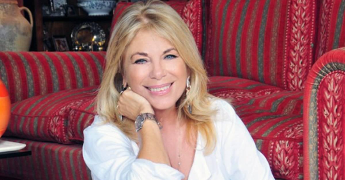 Rita Dalla Chiesa foto sorridente