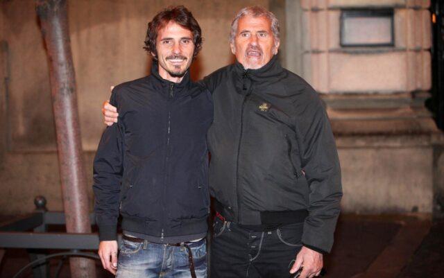 Laerte Pappalardo e il padre