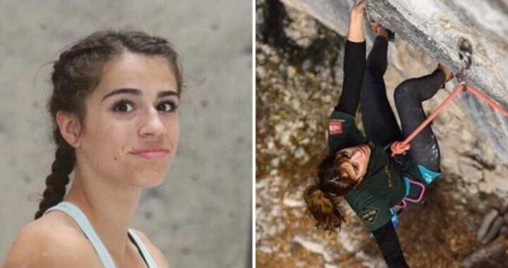 l'atleta Luce Douady è morta