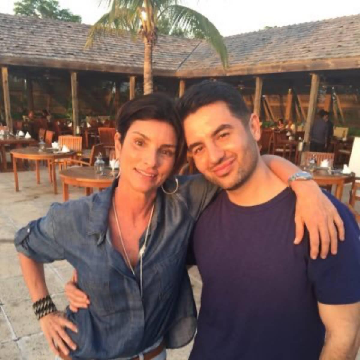 Ingrid Casares e Nico