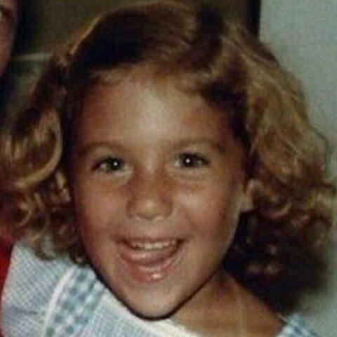 Maria Soledad Temporini da piccola