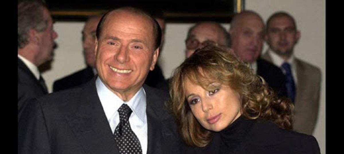 Marina Berlusconi e il padre