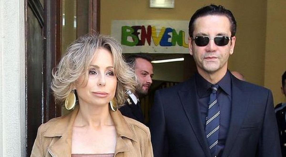 Marina Berlusconi e il marito