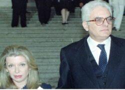 Sergio Mattarella e Marisa Chiazzese