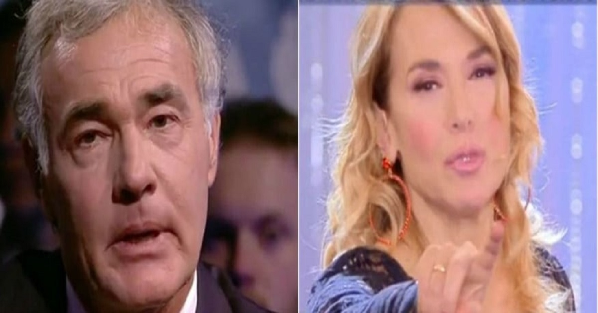 Massimo Giletti contro Barbara D'Urso