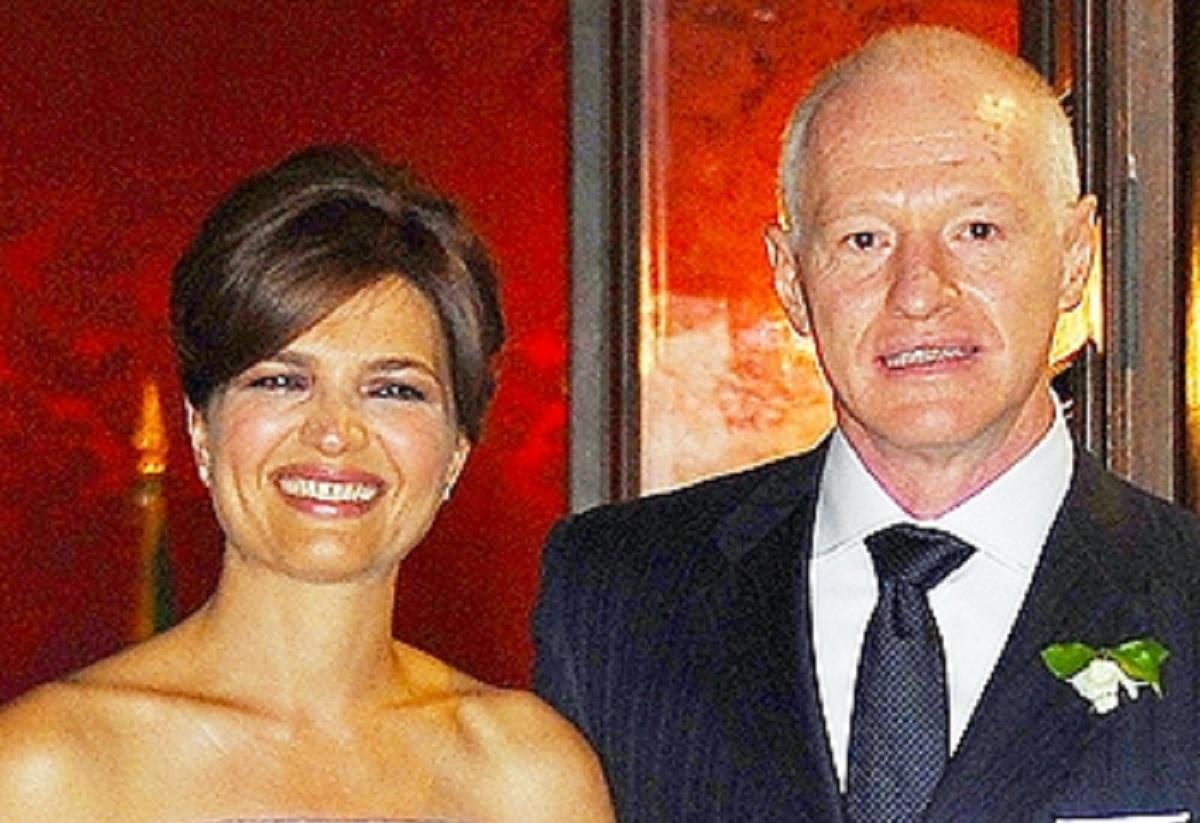Tosca D'Aquino e Massimo Martino
