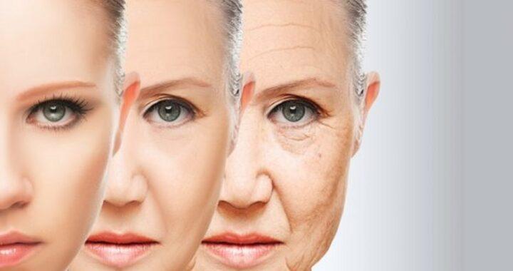 Donna che invecchia