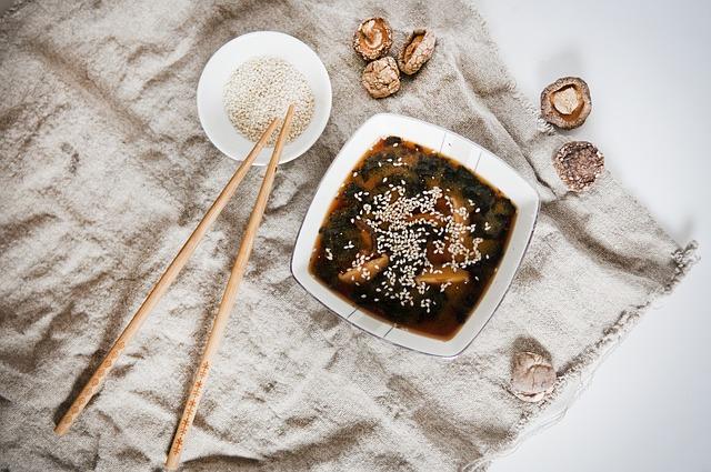 Miso nella cucina giapponese