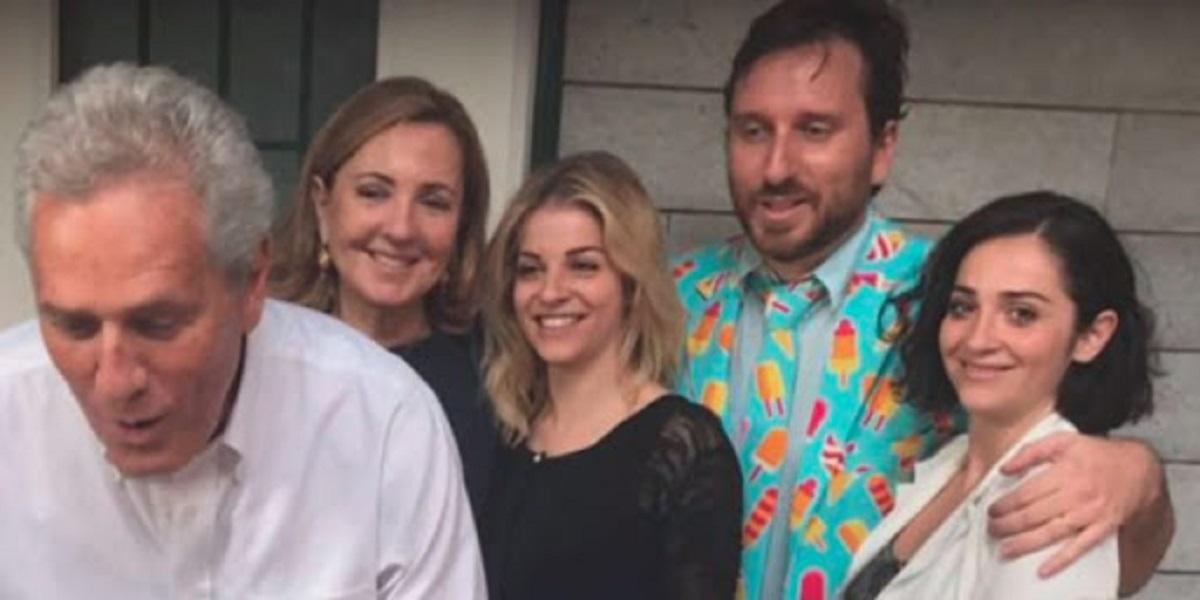 Francesco Rutelli, Barbara Palombelli e i figli