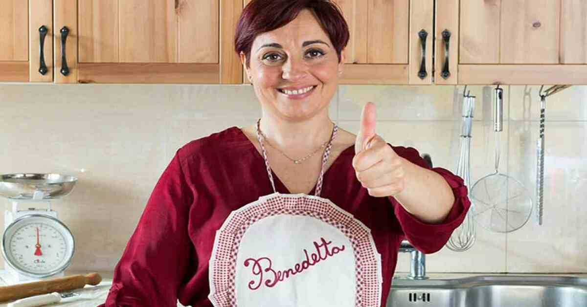 food blogger benedetta rossi
