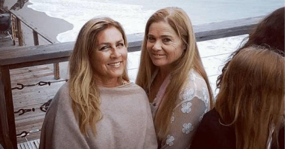 Taryn Power e Romina