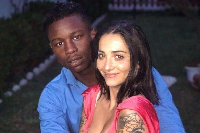Serena Rutelli e il fidanzato