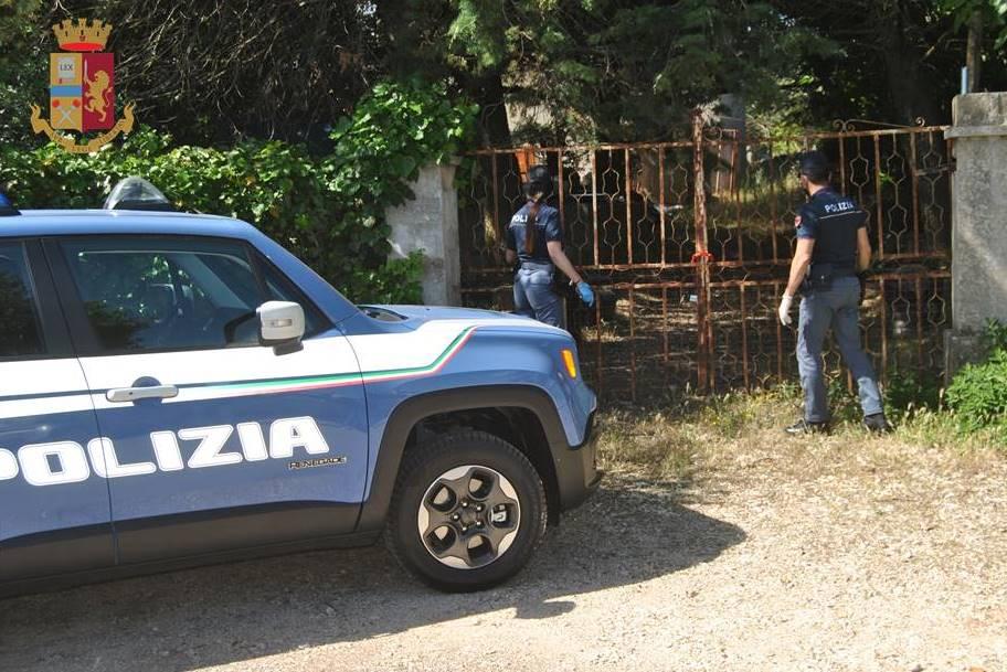 Sequestrato un canile casolare a Taranto