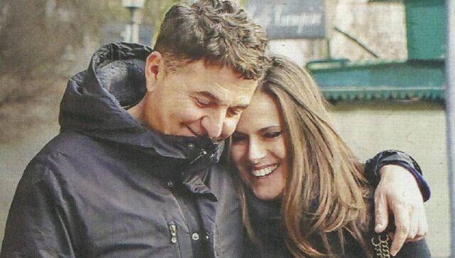 Thais Souza Wiggers e l'ex fidanzato