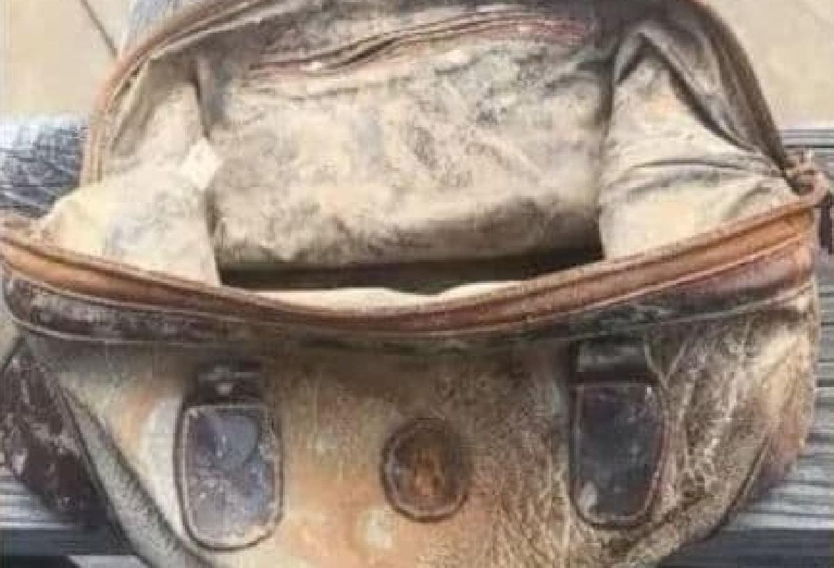 Un ragazzo di 11 anni pesca una borsa e risolve un mistero