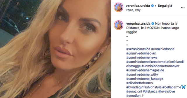 Veronica Ursida frecciatine sui social
