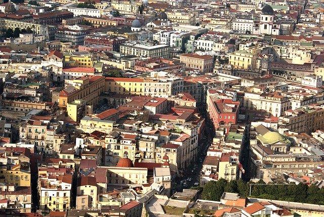 Spaccanapoli e i Quartieri Spagnoli