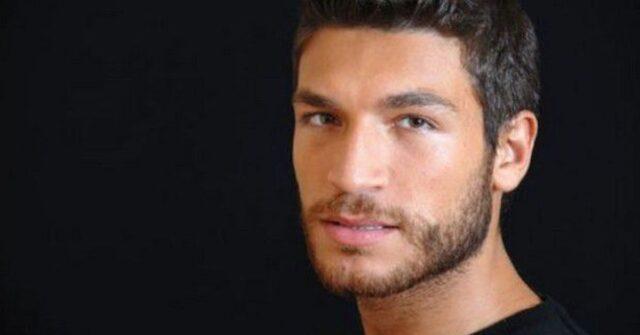 Valerio Pino sorriso