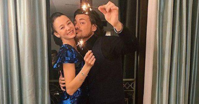 Vittorio Grigolo e la fidanzata