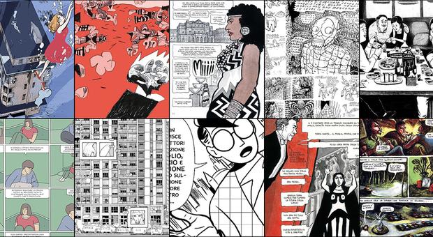 fumetti e graphic novel differenze
