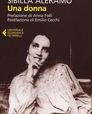 Sotto l'ombrellone, Una donna: il libro sull'emancipazione femminile