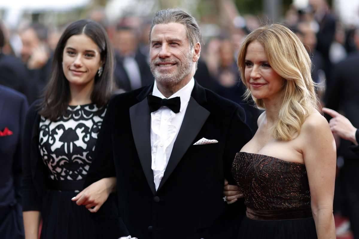 Ella Travolta addio a Kelly Preston
