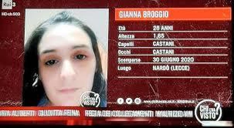 Gianna Broggio ritrovata