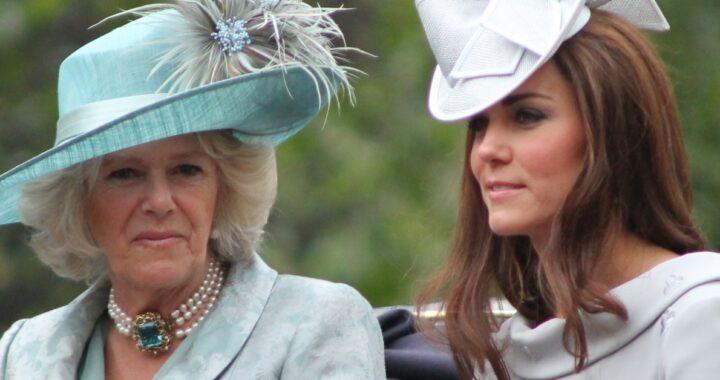Kate Middleton Camilla