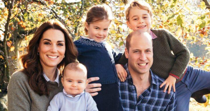 Kate Middleton famiglia