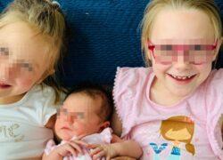 La malattia delle figlie di Kyle e Kylie Harrison