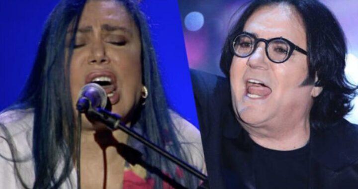 Loredana Bertè e Renato Zero 1